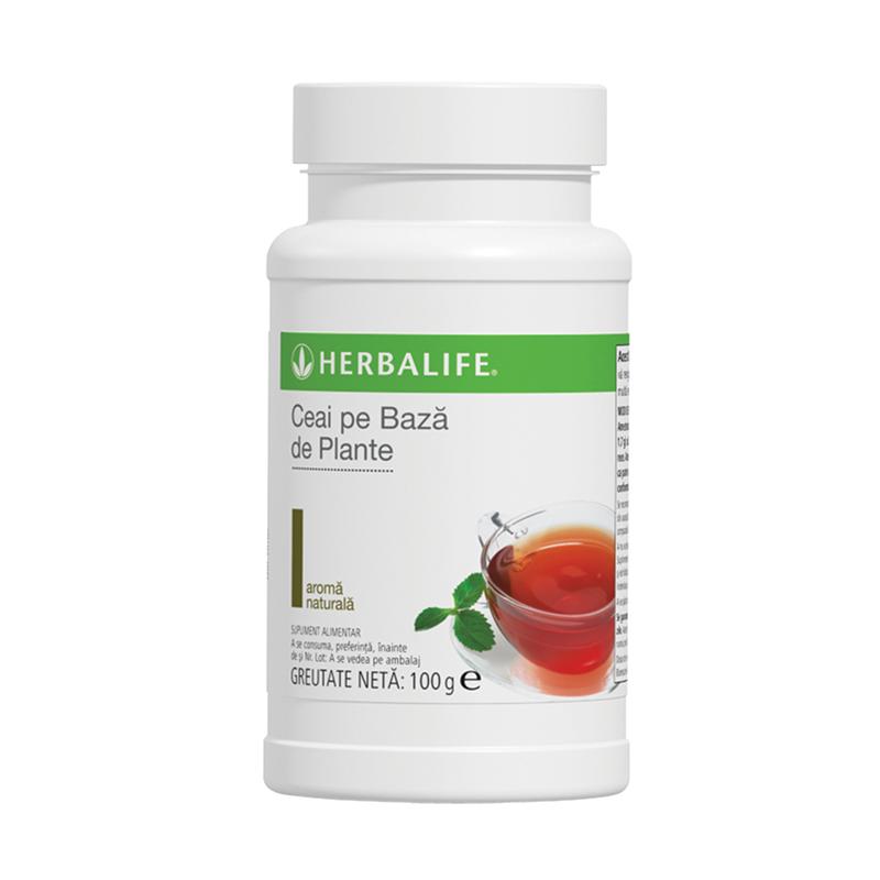 Ceai Instant Herbalife pe bază de Plante Original 100g