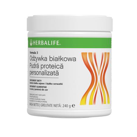 Herbalife Formula 3 Pudră Proteică Personalizată 240g