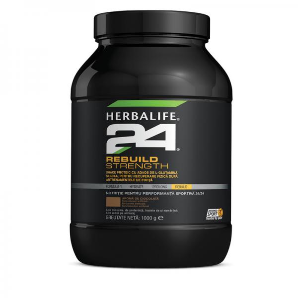 Herbalife H24 Rebuild Strength Ciocolată 1000g