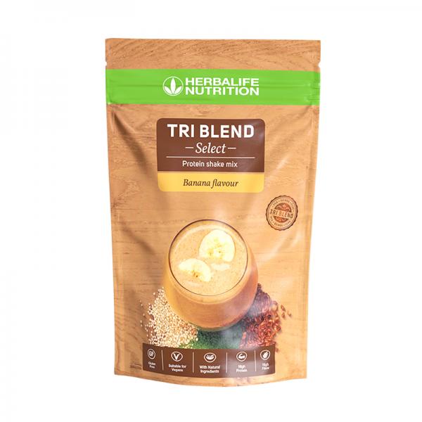 Herbalife Tri Blend Select Banane 600 g