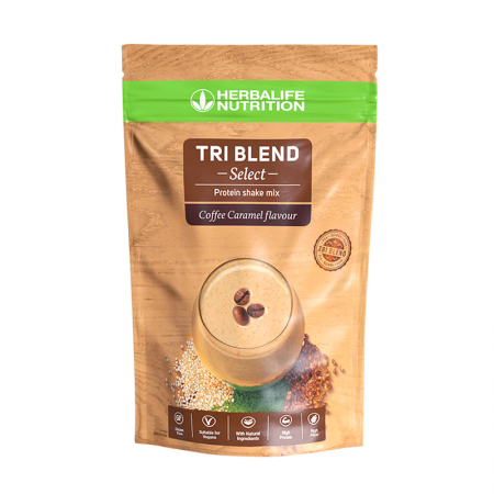 Herbalife Tri Blend Select Coffee caramel 600 g
