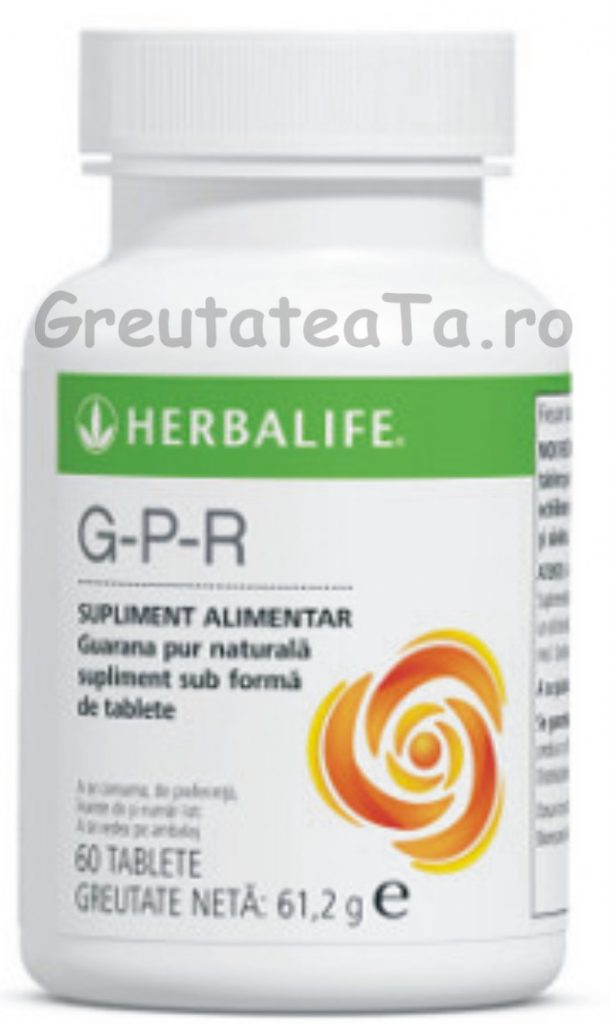 Herbalife GPR TABLETE DE GUARANA