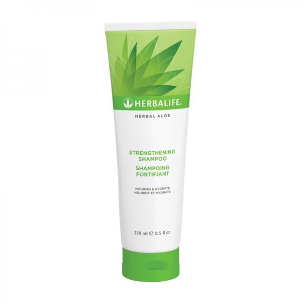 Herbal Aloe Şampon pentru Întărirea Părului 250 ml