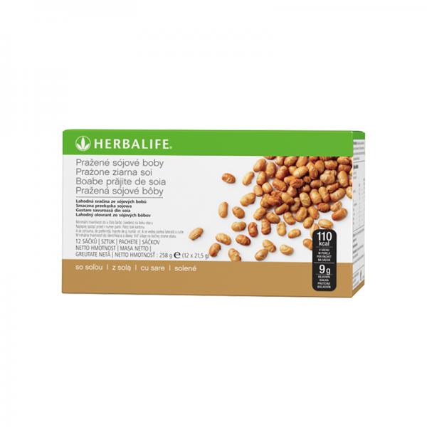 Herbalife Boabe de soia prăjite 12 per cutie 21.5g