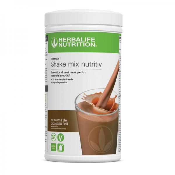 Herbalife Shake Formula 1 Ciocolată fină