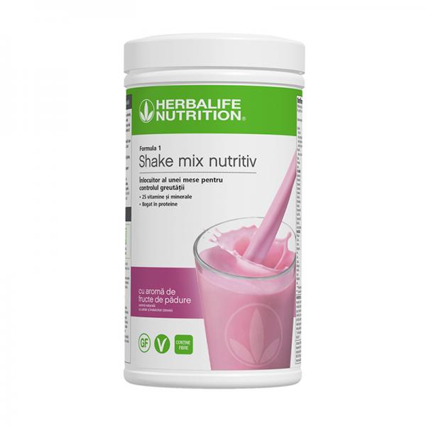 Herbalife Shake Formula 1 Fructe de pădure 550g