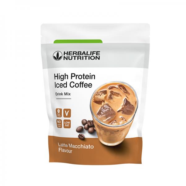 High Protein Iced Coffee Latte macchiato 308g