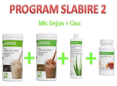Program Slabire 2